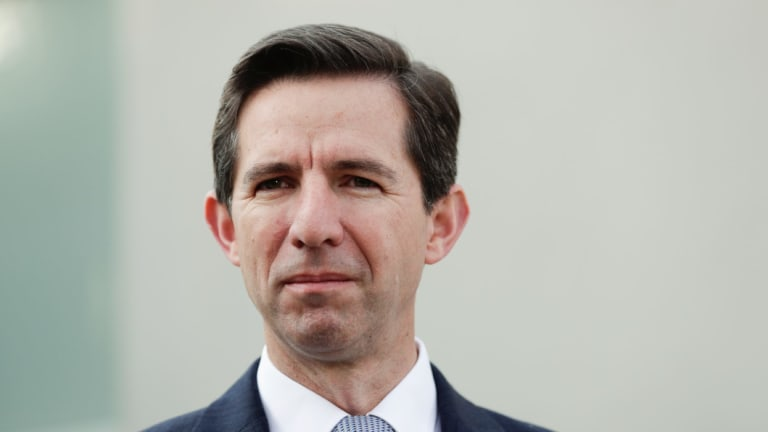 Former education minister Simon Birmingham said taxpayers didn't want their money spent on frivolous research.