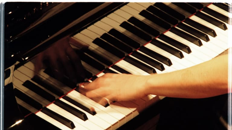 The assault allegedly took place when the boy was learning piano in 1995.