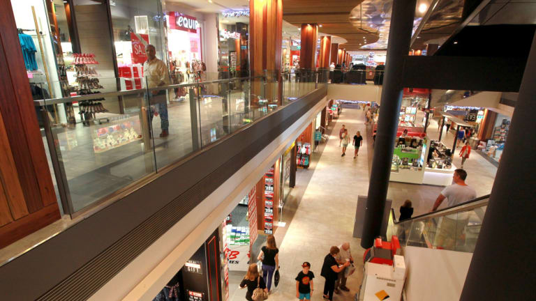 Retailers and landlords are facing tough headwinds