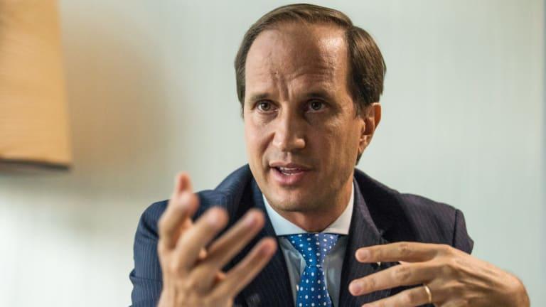 AMP's incoming chief executive Francesco De Ferrari faces a mammoth task.