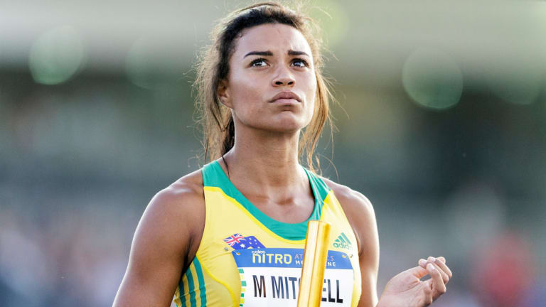 Morgan Mitchell has raced in Canberra. Will she be in the capital again?