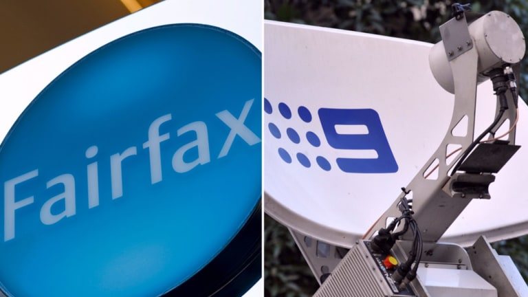 Citi analyst David Kaynes thinks the recent share price movements could challenge a merger deal between Fairfax and Nine.