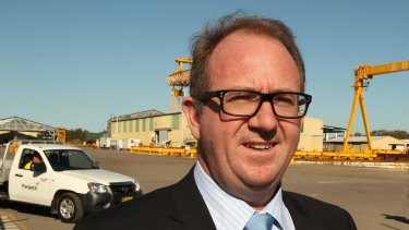 On the hunt: former Labor frontbencher David Feeney has sold his East Melbourne apartment