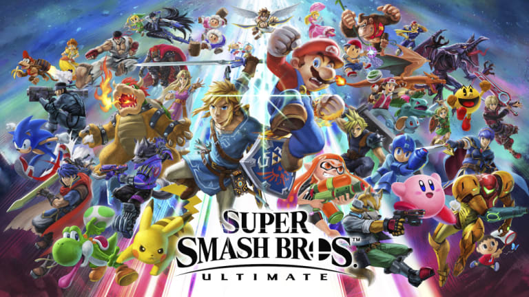 From Samus to Sonic, every Smash Bros. fighter ever is featured in the new game.