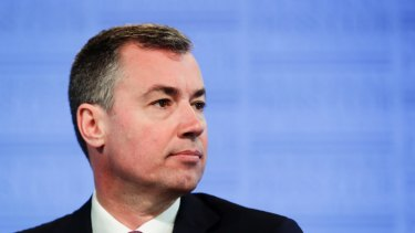Human Services Minister Michael Keenan.