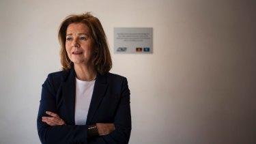 ACTU president Michele O'Neil.