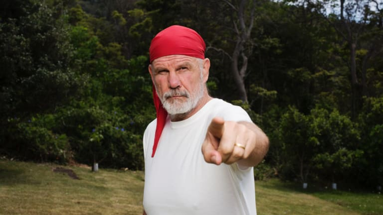 Peter FitzSimons is going into bat for the Aussie venacular.