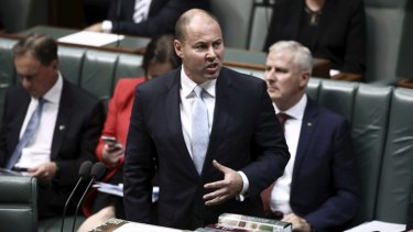Treasurer Josh Frydenberg will deliver his first budget on Tuesday.