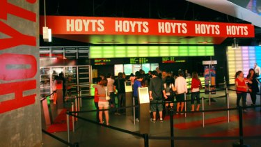 The man returned from southeast Asia with measles and visited HOYTS cinema at Melbourne Central.