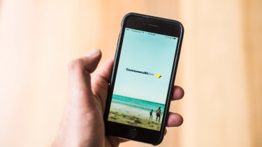 A fraudster impersonated the Commonwealth Bank's app on Google Play.