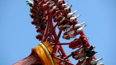 Dreamworld owner Ardent Leisure plans to open a new roller-coaster ride at the theme park.