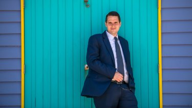 New Liberal member for Brighton James Newbury.