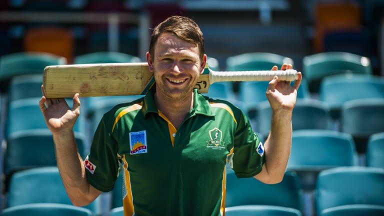 Weston Creek Molonglo batsman John Rogers has high hopes for his young teammates.