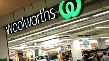 Woolworths is selling two strategic supermarkets on the outskirts of Geelong.