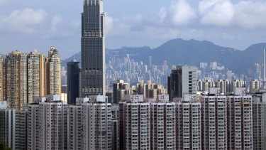 Hong Kong property values are diving, and the city is bracing for the impact.