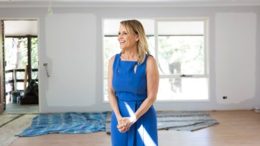 Shaynna Blaze is an ambassador for Granite Transformations.
