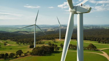 A boom in wind and solar power has lifted the role of renewables in Australia's energy mix, although coal will not be displaced as the country's main power source in the near future.