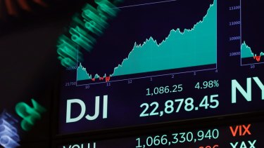 Analysts say markets are right now caught between two outlooks -  the  threat of a recession, and on the other hand the potential for financial conditions to ease.
