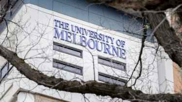 The CFMMEU faces allegations of unlawful industrial action at a University of Melbourne construction site.