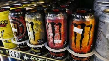 Monster shares have been a Wall Street darling, but have started to slump.