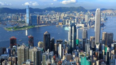 Hong Kong's property market is the most expensive in the world.