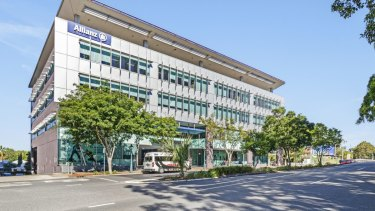 The 74 High Street Toowong property was sold to the University of Queensland.