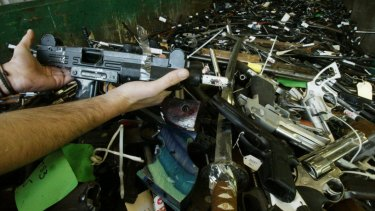 SIFA will use the election to call for a national amnesty on illegal guns.
