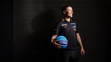 Former Canberra Capitals captain Nat Hurst.