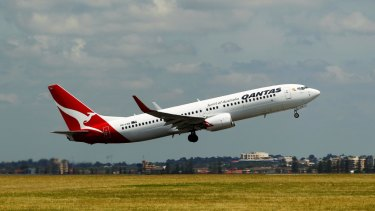 The plane was operated by Express Freighters Australia, which is owned by Qantas.