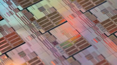 Infineon is buying Cypress for $US10 billion.