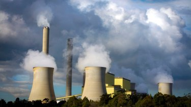 Brown coal-fired power use in Australia has fallen 17 per cent as ageing generators are taken offline.