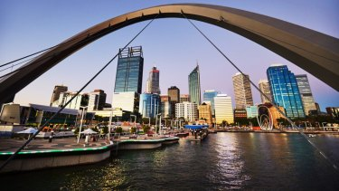 It's not Perth's isolation, but its price tag that may hinder tourists from coming.
