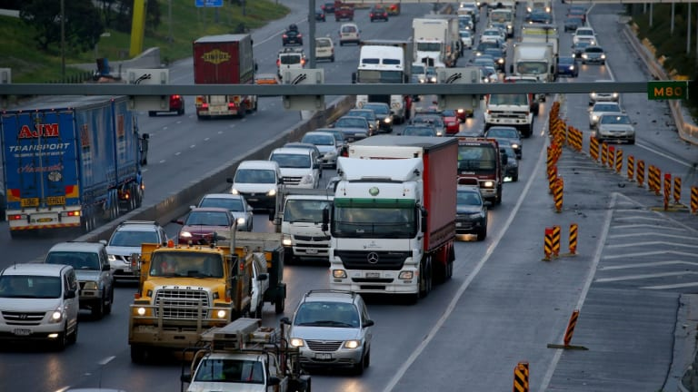 The RACV is in favour of some road-building plans.