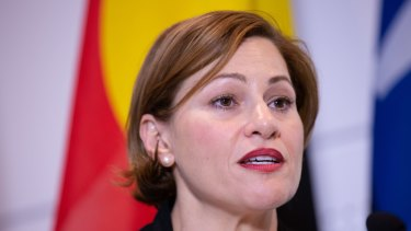 Treasurer Jackie Trad is due to speak at the launch of the report on Wednesday morning in Brisbane.