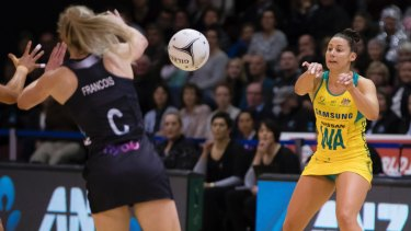 Madi Robinson has also retired from international netball.