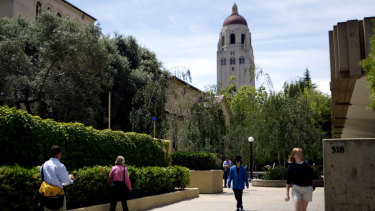 Some Stanford academic staff have become exceedingly wealthy from investing in their students' companies.