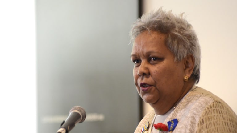 Dr Jackie Huggins is dismayed at the idea of Tony Abbott returning to Indigenous Affairs.