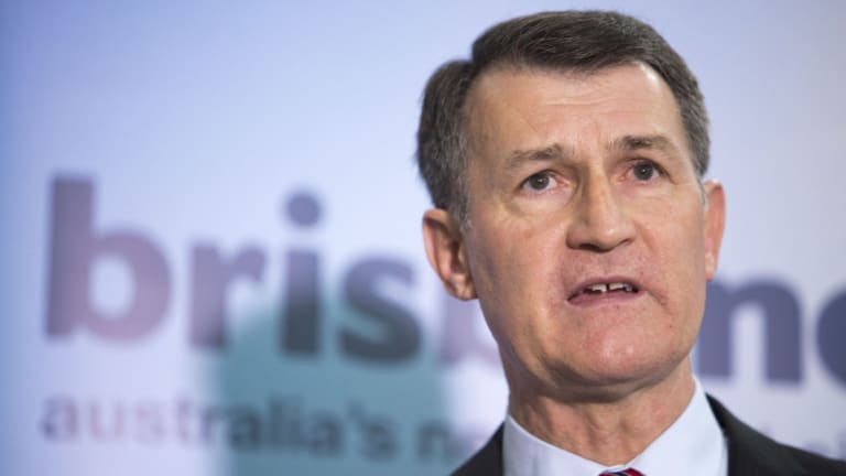 "Lord mayor Graham Quirk admitted the rate rise and councillor pay rise was ""bad timing""."