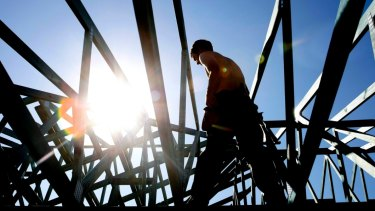 Approvals to build new homes plunged 8.4 per cent in December, which follows a 9.8 per cent dive in November.