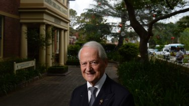 Former Attorney-General Philip Ruddock is overseeing the review.