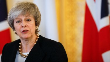 May delayed a vote on her unpopular Brexit deal last month.
