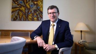 Citizenship Minister Alan Tudge.
