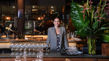 Rebecca Yazbek energy costs have doubled at her business Nomad restaurant in Surry Hills.
