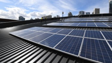 Australia is expected to be the first country in the world to hit a solar peak.