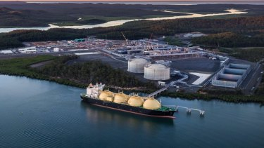 Australia is about to become the world's largest exporter of liquefied natural gas.