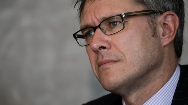 Guy Debelle, deputy governor of the Reserve Bank, has expressed concerns.