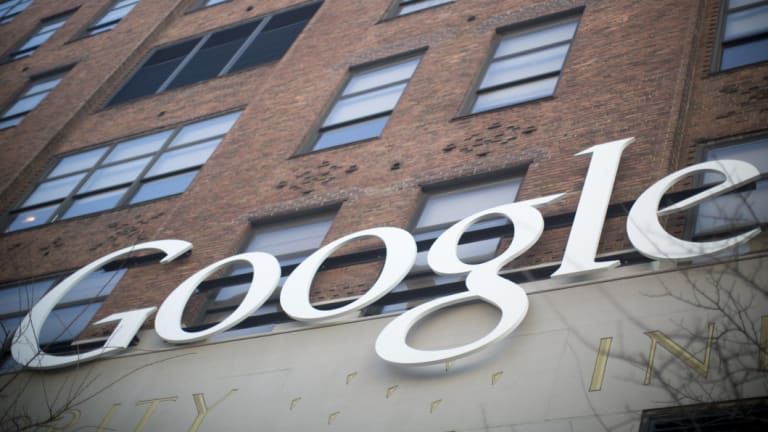 Tech giants like Google benefit from more advertising - including government advertising - moving online.