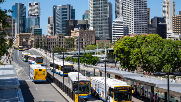 Brisbane is considered a high performance smart city.