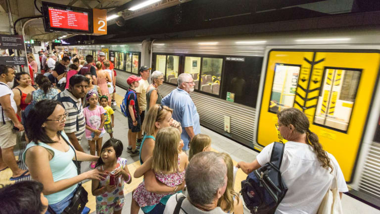 Questions are being asked as fewer than one-third of the projected number of passengers using the Petrie to Kippa Ring rail line.
