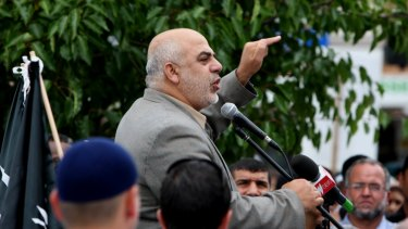Comments by Ismail al-Wahwah, of Hizb-ut Tahrir sparked the government to promise to fix the laws.